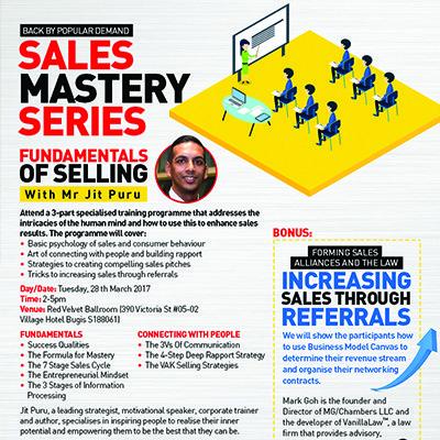 Sales Mastery Series