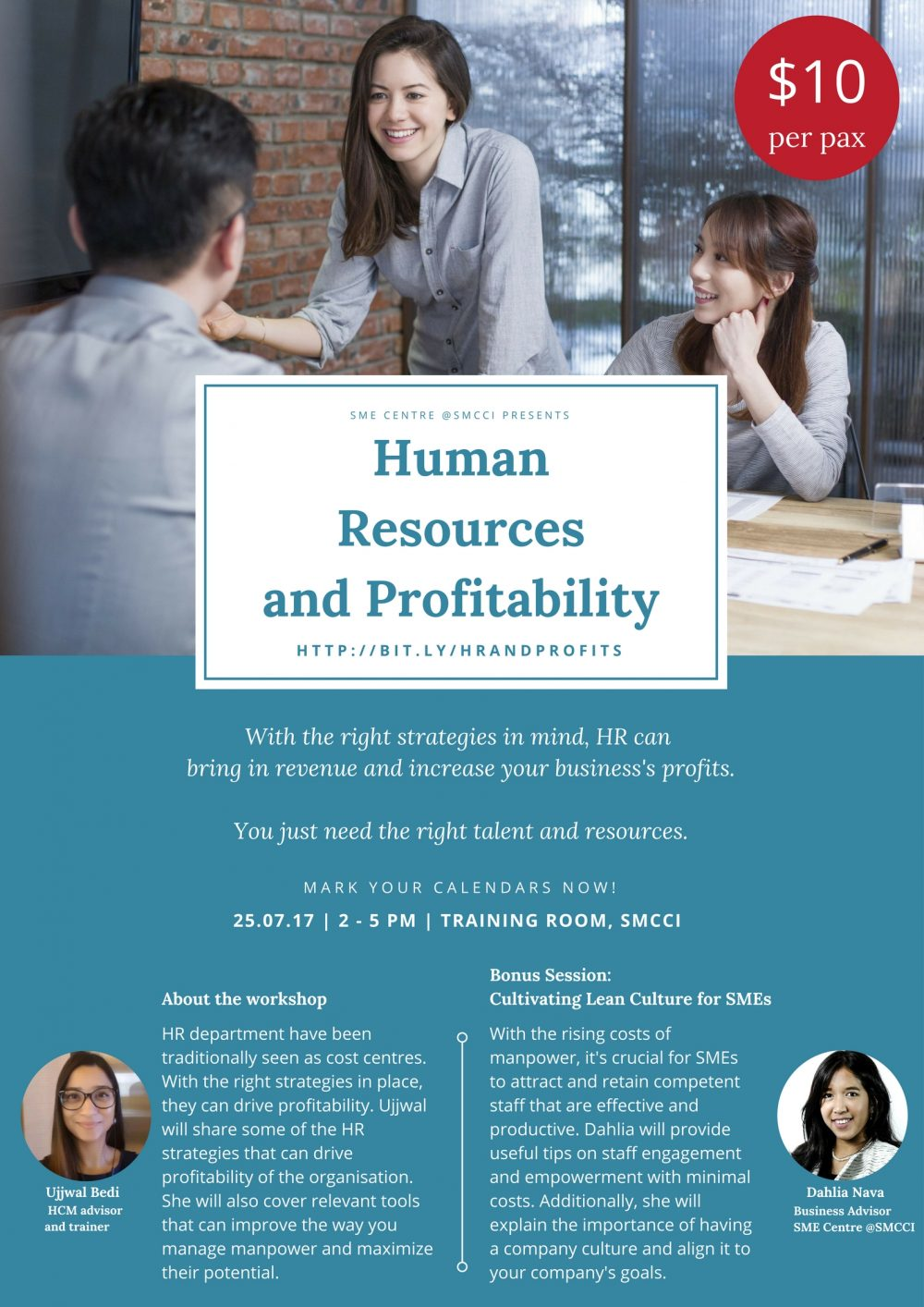 Human Resources and Profitability