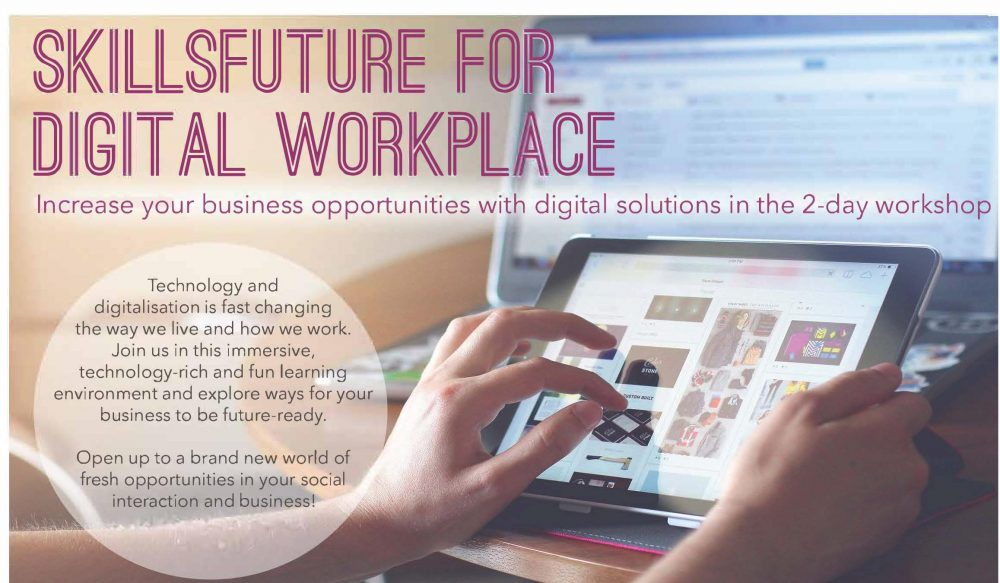SkillsFuture for Digital Workplace