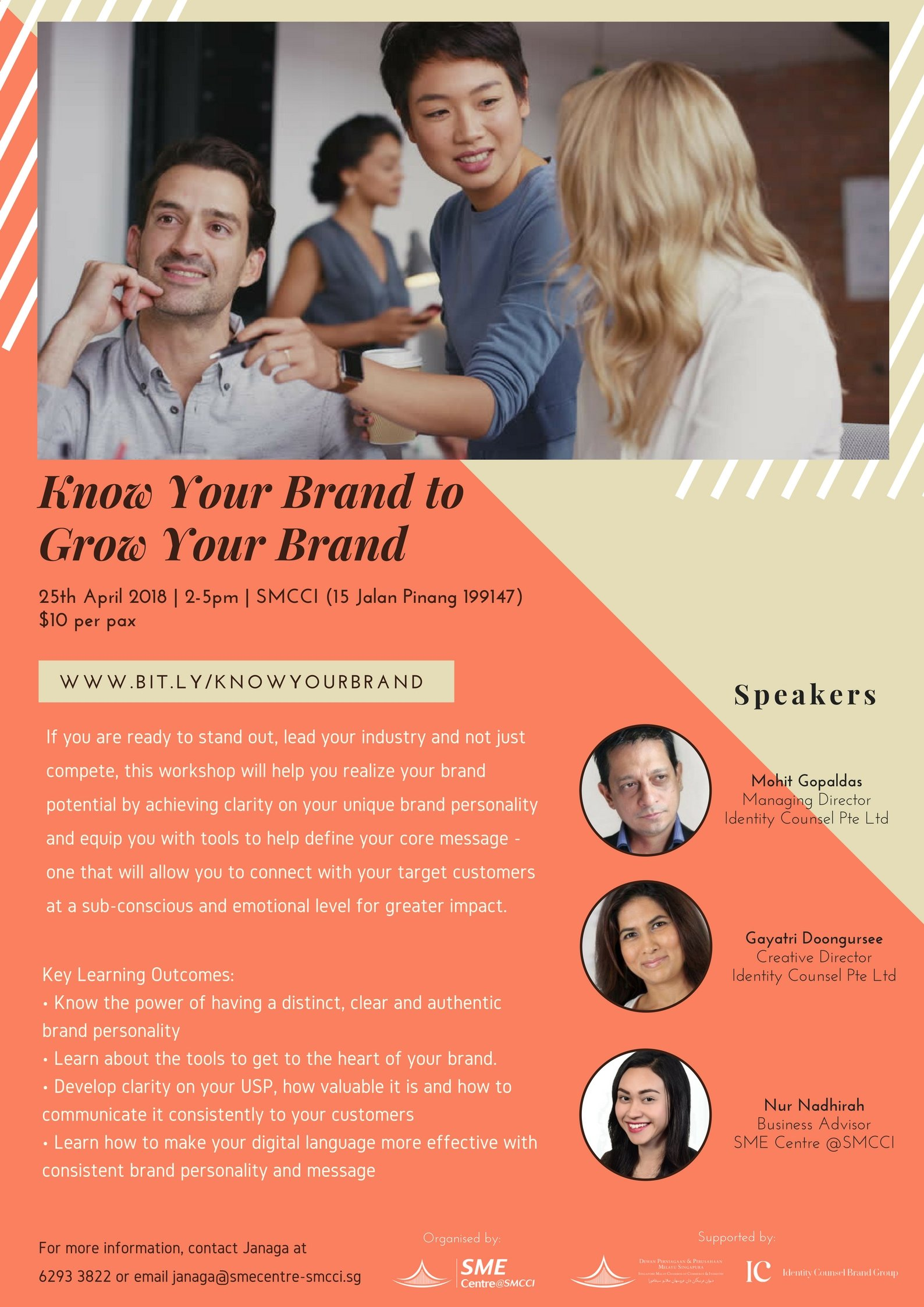 Know Your Brand to Grow Your Brand v2