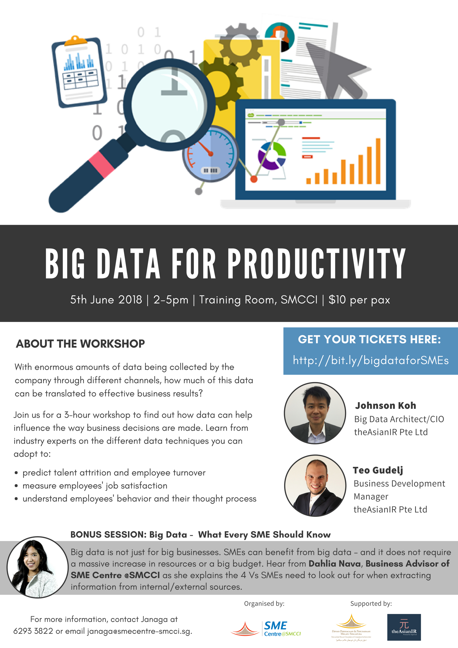 Big Data for Productivity - Main EDM