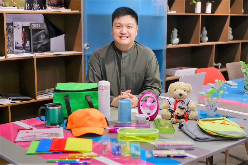 Corporate gifts company turns to digitalisation to better serve growing clientele