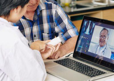 Enhancing The Digital Capabilities of Clinics Through Telemedicine