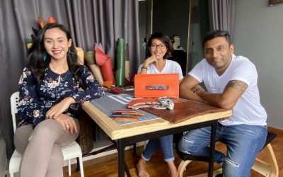 Local Leather smith Taps on E-commerce to Increase Digital Sales Channels