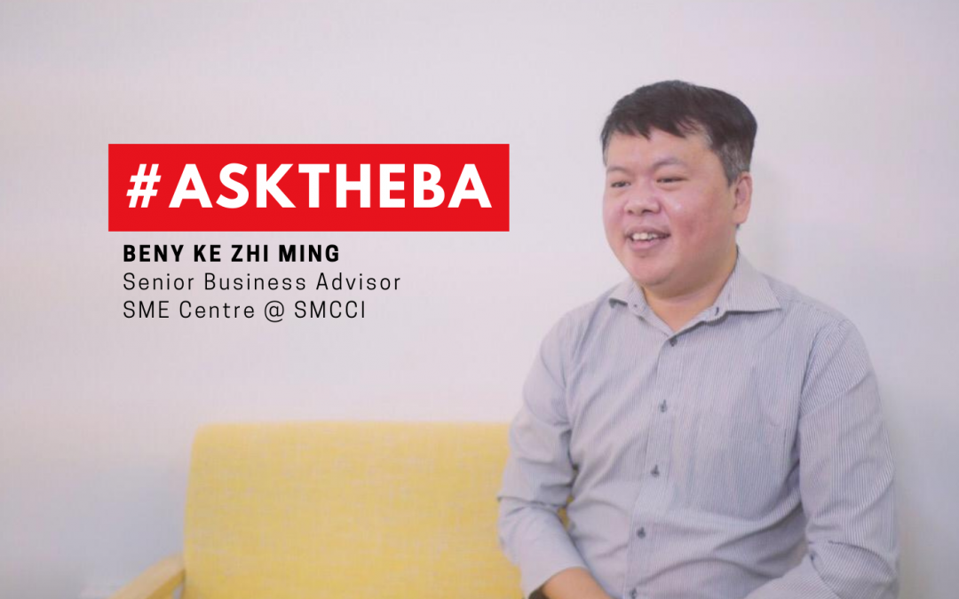 Ask the BA Series: Beny Ke