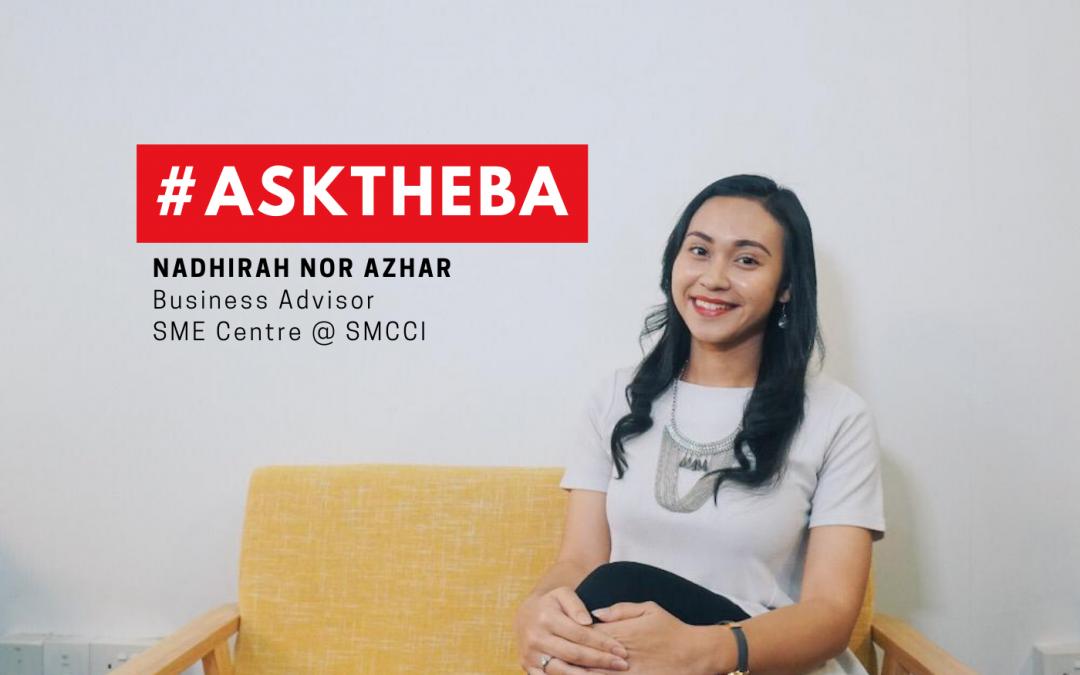 Ask the BA Series: Nadhirah